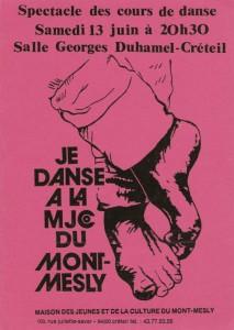 je danse a montmesly