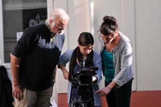 Atelier de réalisation documentaire à Corbeil-Essonnes