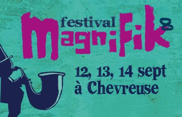 Soutien au Festival Magnifik 2014