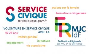 La FRMJC-IdF propose des missions de volontariat dans les MJC en Ile-de-France