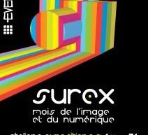 Surex – Mois de l'image et du numérique à l'ECLA à Saint-Cloud (92) du 1er au 31 octobre 2014