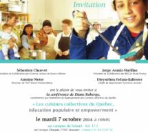 Cuisines Collectives : Conférence et séminaire de formation en octobre