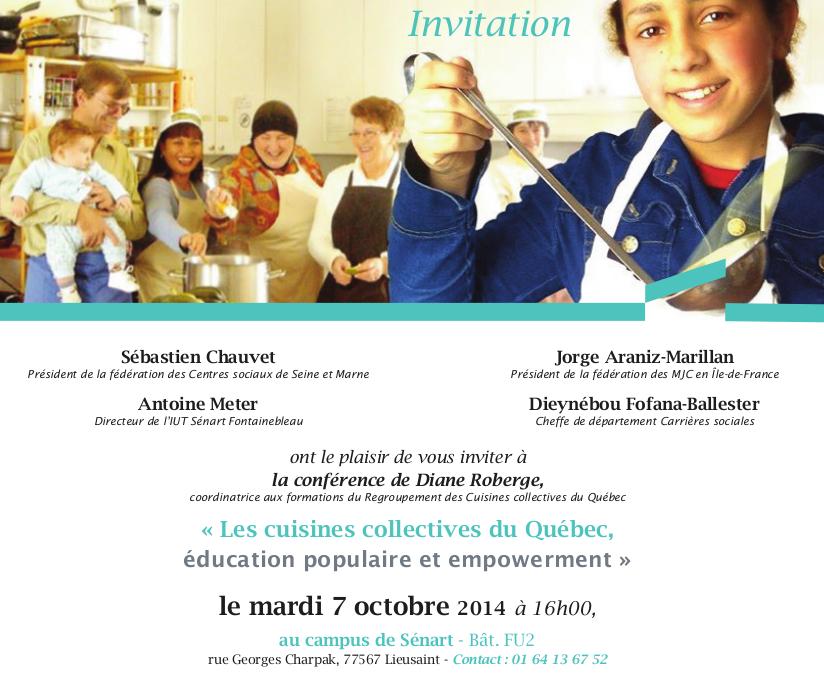 invit_Conférence Cuisines coll 2014
