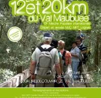 13ème Marche populaire internationale du Val Maubuée (77) –  Dimanche 19 octobre