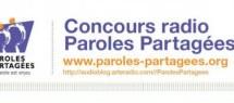 Quatrième édition du concours radio de Paroles Partagées