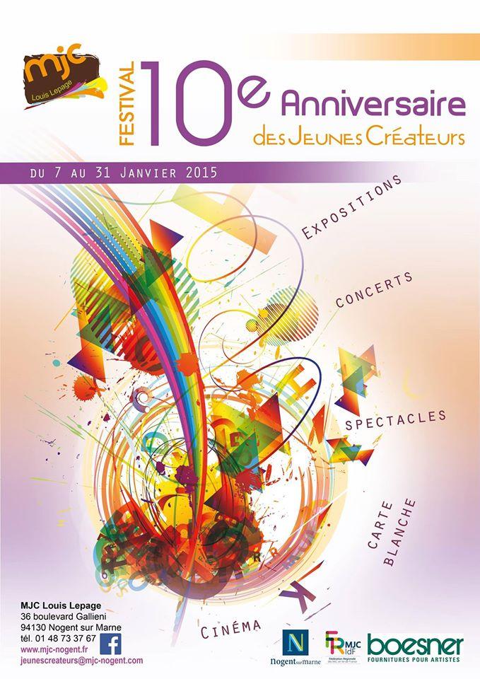 10e Salon Jeunes Créateurs
