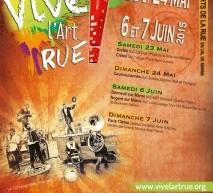 17e édition de « Vive l'Art Rue ! » du 23 mai au 7 juin 2015