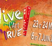 Vive l'Art Rue recherche des compagnies Arts de la rue évoluant dans le réseau des MJC pour sa 18e édition