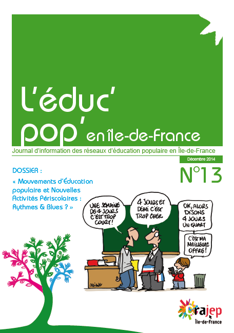 Le journal de l'éduc pop n°13