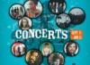 Concerts et résidences à l'Usine à Chapeaux, MJC-CS de Rambouillet (78)