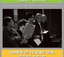 Ma Voix publique : conférence-débat samedi 20 fev. à la MJC Fernand Léger (91)