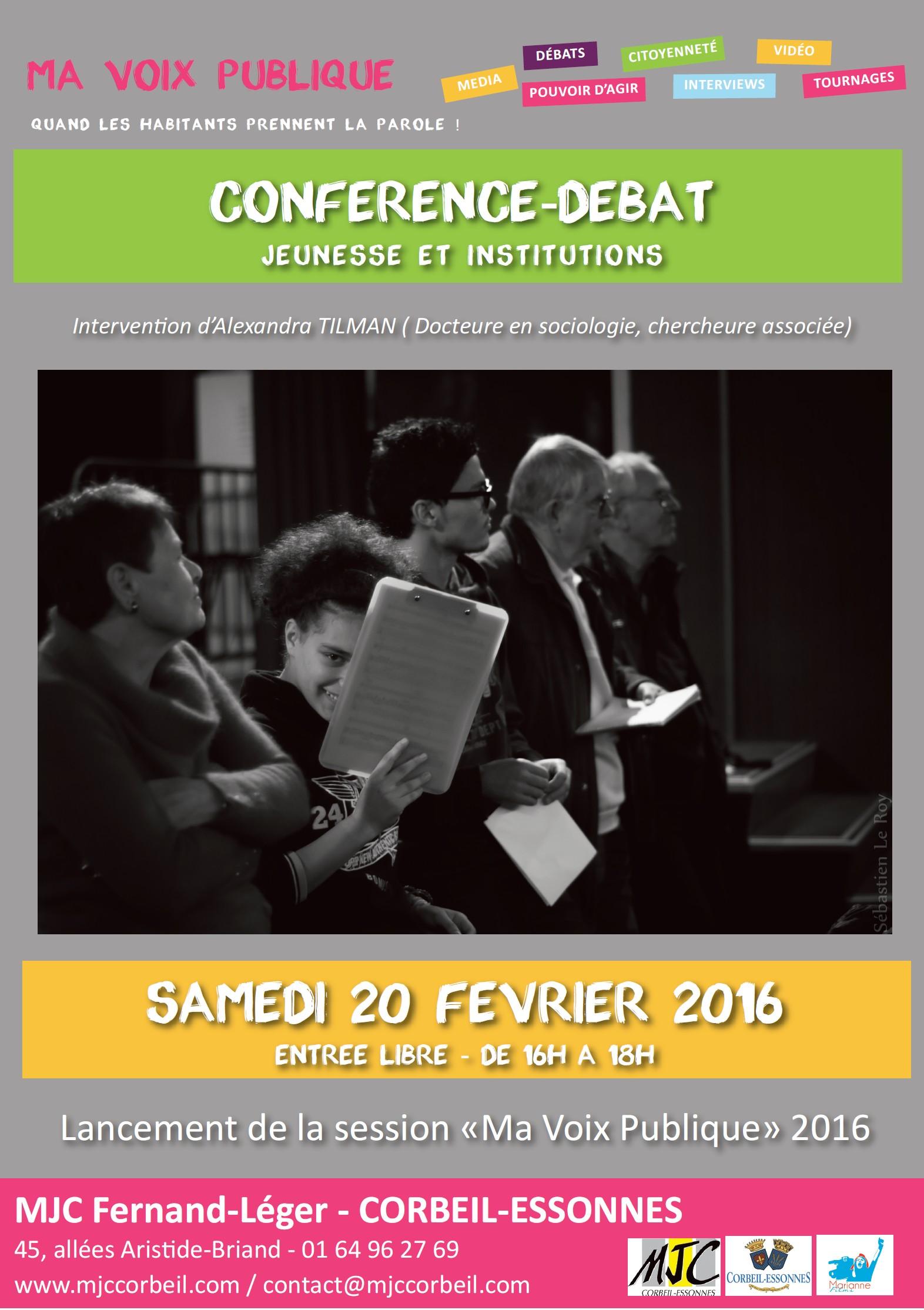 conference debat mvp