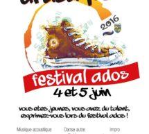Inscriptions aux concours artistiques Festival Ados à Morangis (91)