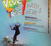 Festival Vive l'art rue ! 18e Édition