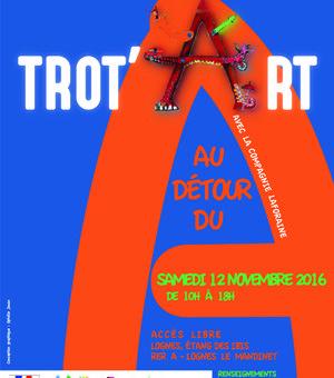 Tous artistes ! 15ème édition de TROT'ART, festival de création artistique