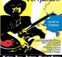 Stage de Musique en Groupe Rock Blues – MJC-MPT de Chatou
