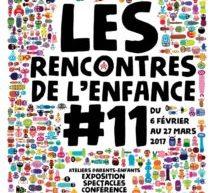 Les Rencontres de l'Enfance #11 – MJC de Palaiseau