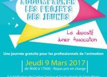 Journée d'informations et d'échanges sur le dispositif Junior Association avec UDMJC 77