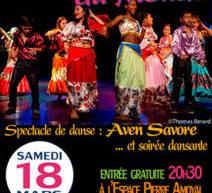 Cabaret du monde organisé par MJC Relief (Morangis)