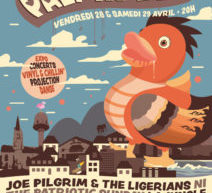 Festival « Palmipède » à la MJC de Palaiseau – 28 & 29 avril