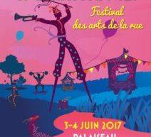 Guinguettes et Compagnies  – 3 & 4 juin 2017 – Palaiseau/Villebon-sur-Yvette (91)