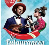 Festival Les Fulgurances – du 17 au 24 mai – Limeil-Brevannes (94)