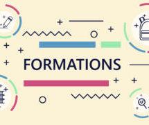 CALENDRIER DES FORMATIONS – Septembre à décembre 2018