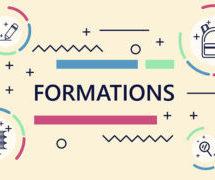 FORMATIONS – RENTRÉE 2019
