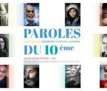 PAROLES DU 10e : un projet de quartier autour du centre Paris Anim' Château-Landon