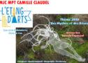 L'Etang d'Arts 2019 : appel à projets – MJC Camille Claudel de Lognes