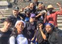 Échange de jeunes France-Belgique « un rêve de liberté » – Centres Paris Anim' du 13ème arrondissement