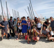 UNE PÉDAGOGIE VISANT L'AUTONOMIE : des jeunes de trois MJC franciliennes à Ploemeur, été 2019