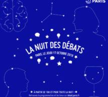 Nuit des débats : «Quelle place pour les jeunes dans la gouvernance fédérative ?»