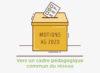 Motion AG 2020 – «Vers un cadre pédagogique commun du reseau»