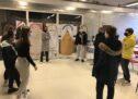 """Notre exposition «Non à la Haine"""" dans les collèges de Conflans-Sainte-Honorine"""