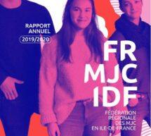 Rapport d'activités 2019-2020 de la FRMJC-IdF
