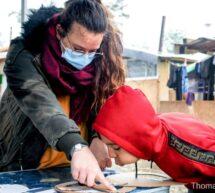 Les Portraits de la Solidarité Internationale : Francesca Cocuzza
